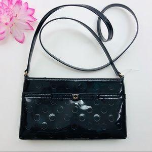 Kate Spade paten leather bag